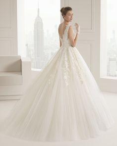 Serge - Rosa Clará 2015 Bridal Collection