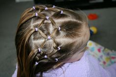 Girly Do Hairstyles: By Jenn: Hair Net