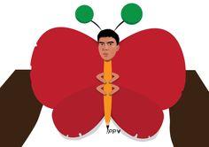 #butterfly #fantasy #illustration