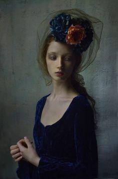 Daniel Murtagh - Portrait Photographer New York L'art Du Portrait, Female Portrait, Portrait Inspiration, Painting Inspiration, Foto Fashion, Arte Obscura, Classical Art, Dark Fantasy Art, Renaissance Art
