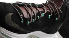 best service 6b748 0ac8e Nike LeBron EXT QS - Black Suede   Mint Nike Shoes Cheap, Nike Free Shoes