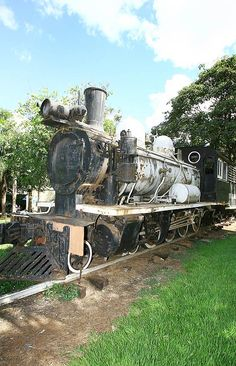 Old train (Brazil, SP)  Will be restored.