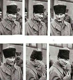 Robin Williams, Turkish Army, Times New Roman, The Turk, Great Leaders, Galaxy Wallpaper, World Peace, The Republic, Historical Pictures