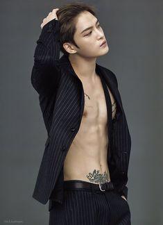 Jaejoong for Harper's Bazaar Japan June 2017 Issue Hot Korean Guys, Korean Boys Ulzzang, Korean Men, Kim Jae Joong, Sexy Asian Men, Asian Boys, Asian Actors, Korean Actors, Hero Jaejoong