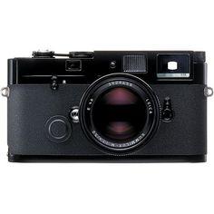 Leica MP .72 Black Body 10302 B&H Photo Video