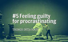 50 Things INTJs hate