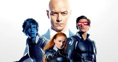 'X-Men: Apocalypse' Poster Has the New Mutants Ready for War -- Professor X assembles a team of new and old mutants to take down Apocalypse's Four Horsemen in a new poster for 'X-Men: Apocalypse'. -- http://movieweb.com/x-men-apocalypse-poster-new-mutants/
