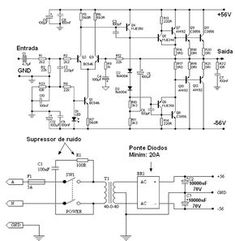 12v to 220v inverter dc to ac voltage inverter tl494 irfz44n diagrama elctrico amplificador 600w ccuart Image collections