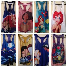 So you have probably seen these wonderful Disney tanks all over the Disney Parks and wondered where can I find one of those? When people ask me this question they always look really shocked when I ...