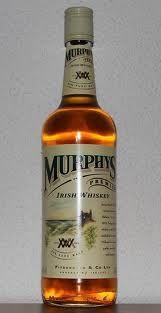 Murphy's '50% blend' Irish whiskey