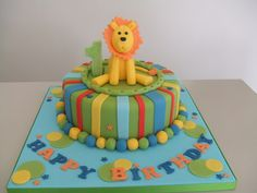 Image result for lion cakes