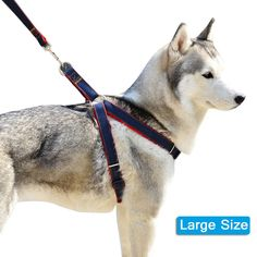 Harnesses Pet Products Medium And Large Dogs Vest Chest Straps Explosion-proof Rushed Pet Harness,suer Comfort Reflective Design Dog Harnesses