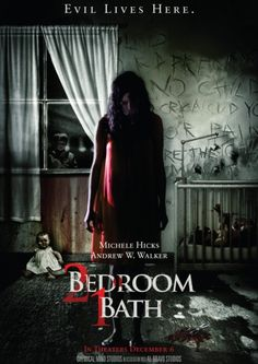 2 Bedroom 1 Bath - 2014 Enter the vision for. Horror Type and Films Original is name 2 Bedroom 1 Bath. Terror Movies, Scary Movies, Hd Movies, Film Movie, Ghost Movies, Comedy Movies, Horror Movie Posters, Horror Movie Trailers, Film Posters