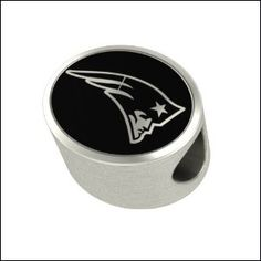 New England Patriots Pandora charms are here for you Pats fans to grab. If she is a Pats fan and has a Pandora bracelet, then this is the perfect gift Pandora Style Charms, Nfl Season, Stylish Jewelry, New England Patriots, Jewelery, Charmed, Accessories, Sparkles, Sports