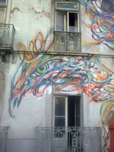 RAM MIGUEL - GRAFFITI WRITTER - SINTRA - PORTUGAL
