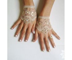 Dantel eldiven modası… |:| Kadın Magazin | Kadın Sitesi