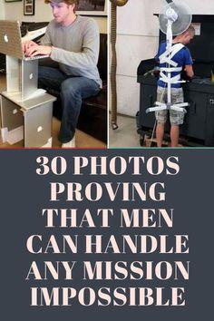 Mission Impossible, Handle, Men, Guys, Door Knob