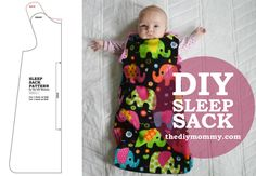 Baby Sack Free Tutorial and Pattern