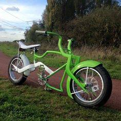 Custom bike #taobike