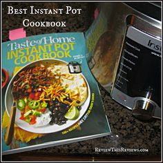 Review This Reviews!: Taste of Home Instant Pot Cookbook Review Beef Tip Recipes, Beef Tips, Cookbook Recipes, New Recipes, Cranberry Mustard, Good Food, Yummy Food, Best Instant Pot Recipe, New Cookbooks