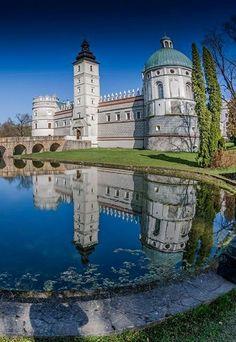 Zamek w Krasiczynie, Poland