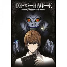 Poster Death Note Collage 61cm x 91,5cm