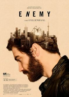 "Novo filme de Jake Gyllenhaal, ""Enemy"", ganha cartaz e trailer"