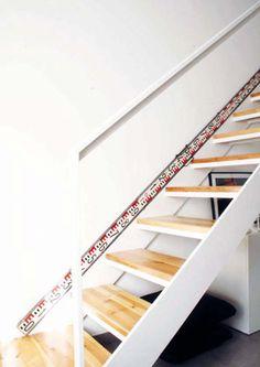 La casita del árbol   RÄL167 - Interiorismo, decoración, reforma y diseño de interiores Stairs, Home Decor, Apartments, Interior Design, Stairway, Decoration Home, Room Decor, Staircases
