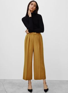 <p>Smart trousers that will have you feeling all kinds of wonderful</p>