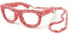 Yarn bombed eyewear!