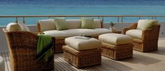 Casual furniture – Comfort, elegance, and charm for indoor/outdoor area