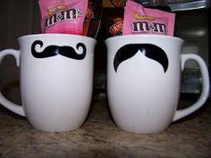 "The ""mug""stache  $5  www.facebook.com/TheFunkyDot  www.etsy.com/shop/FunkyDot"