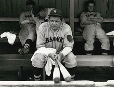 "Dugout Legends on Twitter: ""#OTD 1935 - Babe Ruth plays only the first inning of the opener of a doubleheader between the Boston Braves and Philadelphia Phillies at Baker Bowl. It is his final major league appearance.… https://t.co/SPkQy7OJq2"""