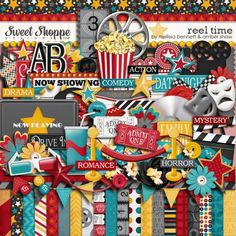 Reel Time by Melissa Bennett & Amber Shaw. $7.99