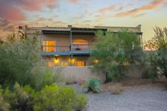 of an acre w/ views from every window. Home boast. Tucson, Swan, Cabin, Mansions, The Originals, House Styles, World, Home Decor, Swans