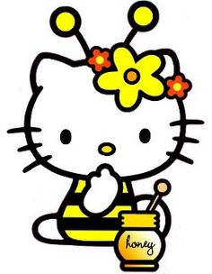 Hello Kitty - Bee