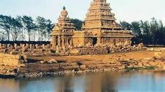 Best things to do in Tamil Nadu - Shore Temple ,Mahabalipuram - video dailymotion Stuff To Do, Things To Do, Good Things, Fake News Stories, Bay Of Bengal, Mangalore, Temple, Building, Travel