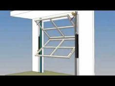 Renlita Doors Series 3000 Foldaway Door