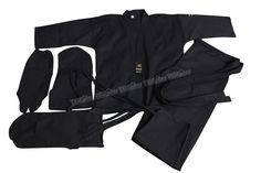 Do-Smai Ninja Elbisesi NE-105 - 230 gr/m² siyah pamuk+polyester dokuma kumaştan imal edilmiştir.  Başlık,maske,kolluk   150-190 arası 10 ar cm. arayla 5 beden. - Price : TL210.00. Buy now at http://www.teleplus.com.tr/index.php/do-smai-ninja-elbisesi-ne-105.html