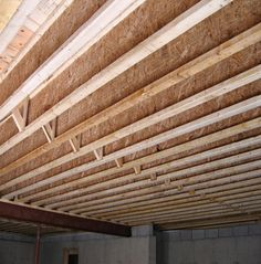 Bridging I Joists Images   Google Search