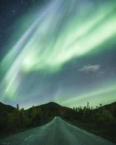 """2,416 Likes, 57 Comments - @ig_auroraborealis on Instagram: """"Lights in the night! Aurora by @jessepix . #ig_auroraborealis For more magic, check the artist!…"""""""