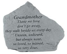 Good tattoo quote for grandma