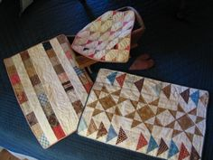 My Red Cape: Lovely Doll Quilts: Antique and New