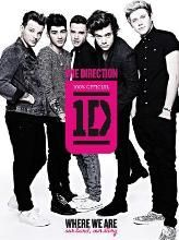 One Direction Where We Are Our Band, Our Story 100% Official Designed by Ben Gardiner -Free worldwide shipping of 6 million discounted books by Singapore Online Bookstore http://sgbookstore.dyndns.org