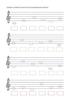 Recipe with English instructions Learning Music Notes, Reading Music, Music Education, Music Lessons For Kids, Music For Kids, Piano Lessons, Music Theory Worksheets, Partition, Music School