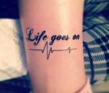 Inspiring picture life, photography, saying, tattoo. Resolution: 500x500 px. Find the picture to your taste!