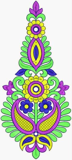 aanlyn kwilt borduurwerk patroon Hand Embroidery Dress, Applique Embroidery Designs, Machine Embroidery Applique, Embroidery Hoop Art, Churidar Designs, Felt Ornaments, Fabric Painting, Textures Patterns, Pattern Design