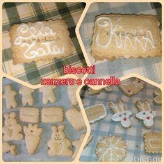Biscotti pan di zenzero **CreatoDaMe**