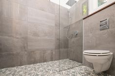 Barcelona 0501 cementtile / cementlap Marrakesh, Cement, Toilet, Bathtub, Granada, Alcove, Bathrooms, Barcelona, Modern