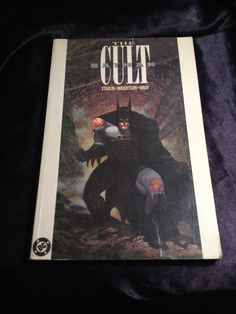 Batman: The Cult. DC Softcover Graphic Novel